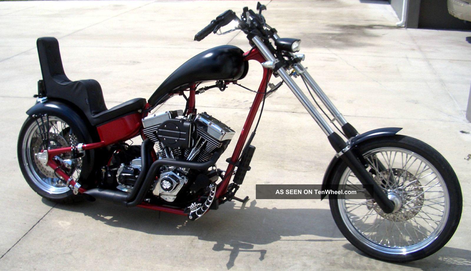 Harley Custom Built 2012 Chopper Other photo
