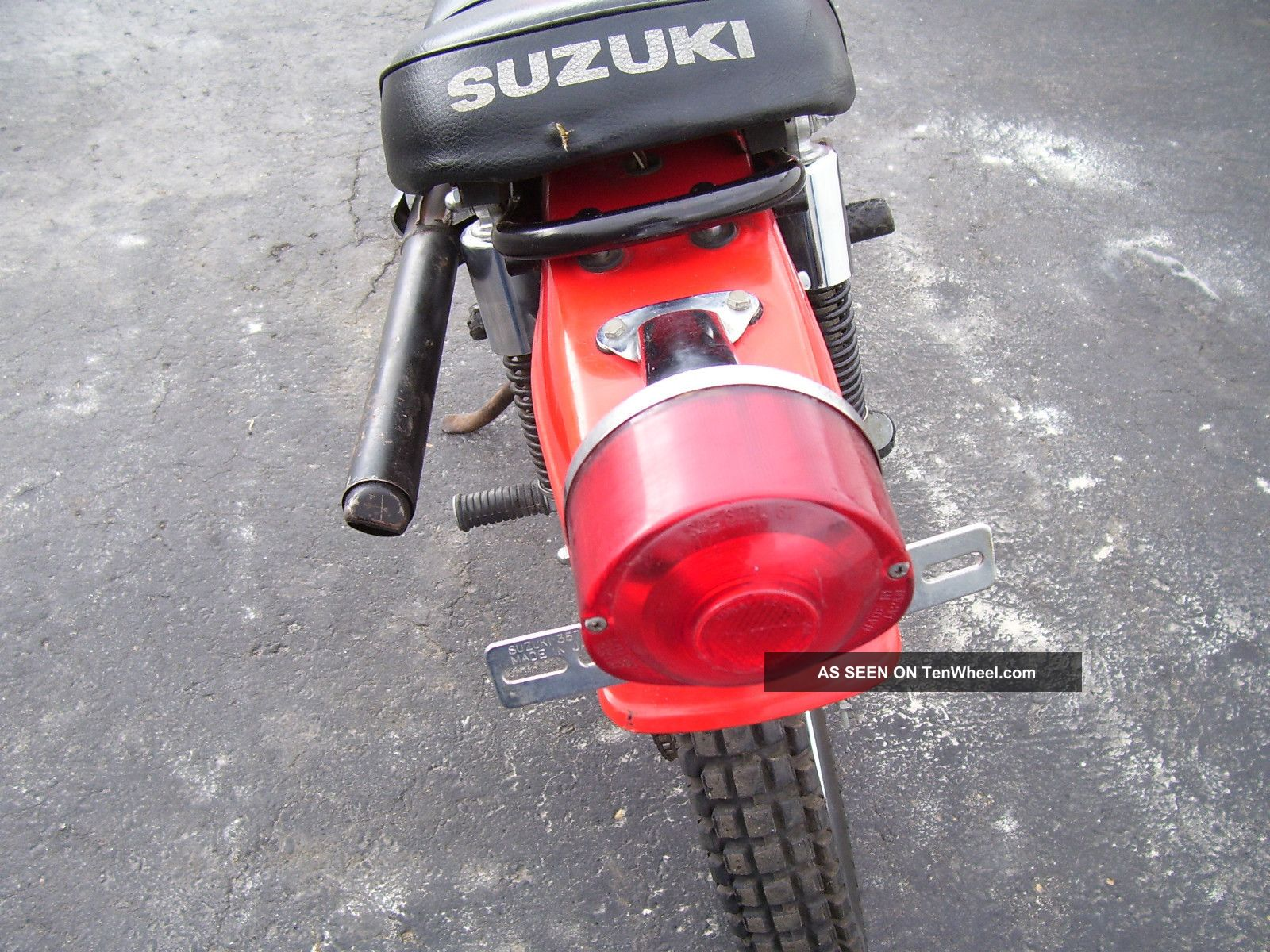 Suzuki Ts90 1972