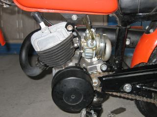 1969 Indian 47.  75cc Dirt Bike photo