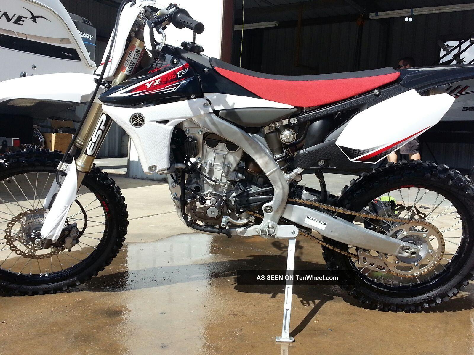 yamaha 250cc dirt bike - photo #16