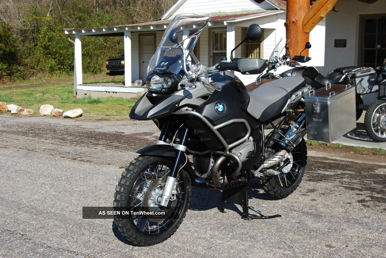 2008 Bmw R1200gs Adventure R1200 Gs Gsa R 1200 -, Loaded Adv
