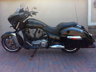 2012 Victory Cross Country With Many Extras. .  Better Than photo
