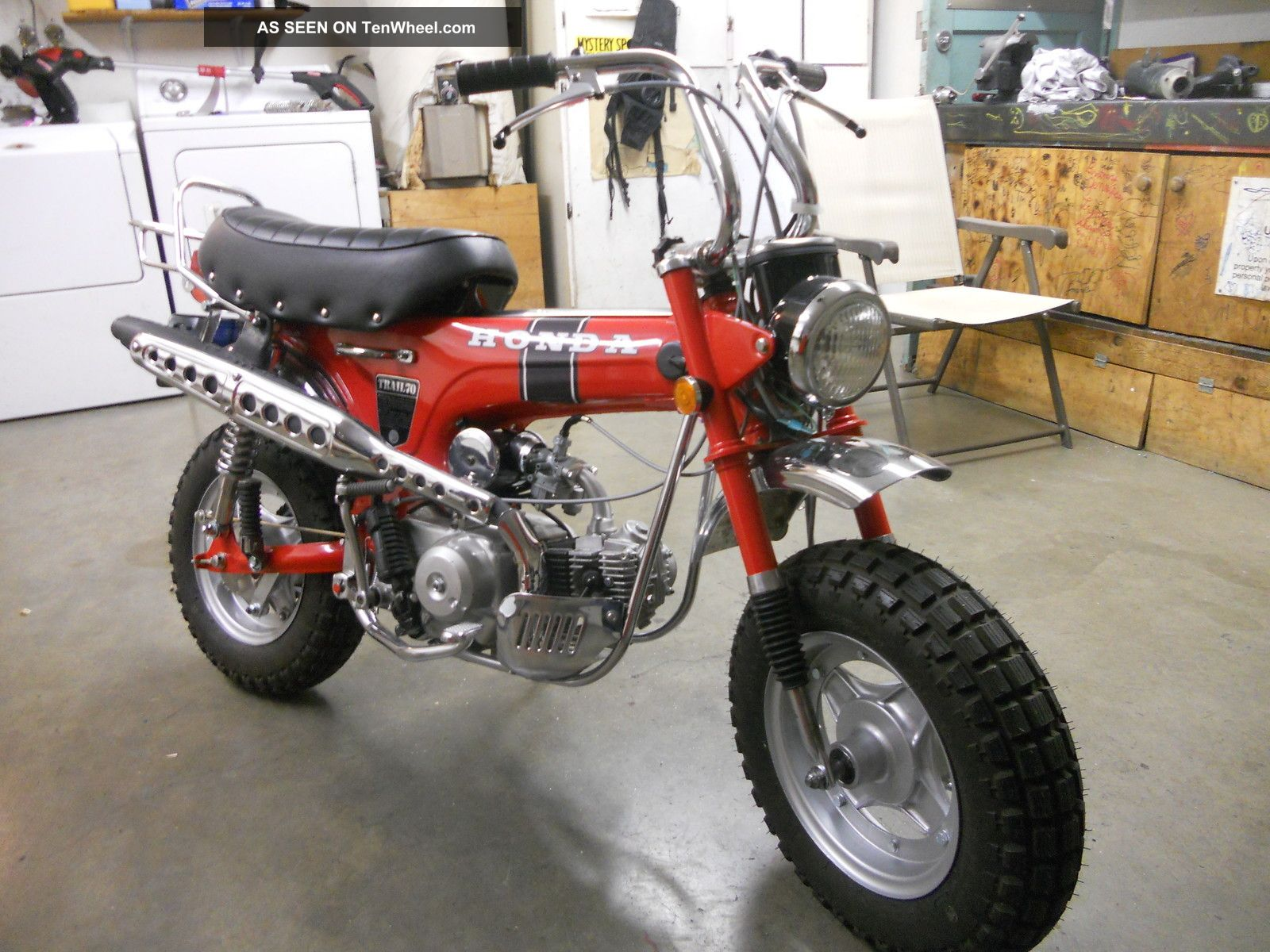 1970 Honda Ct70 Trail