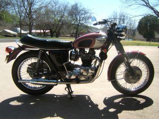 1970 Triumph Bonneville photo