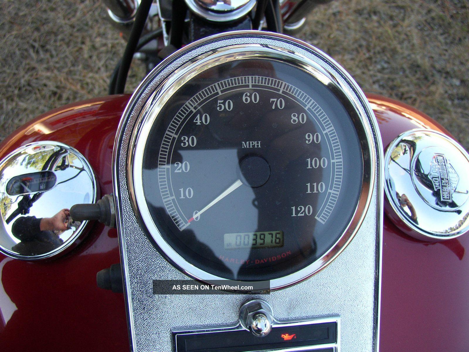 2007 Harley Davidson Softail Custom - - Trike Conversion
