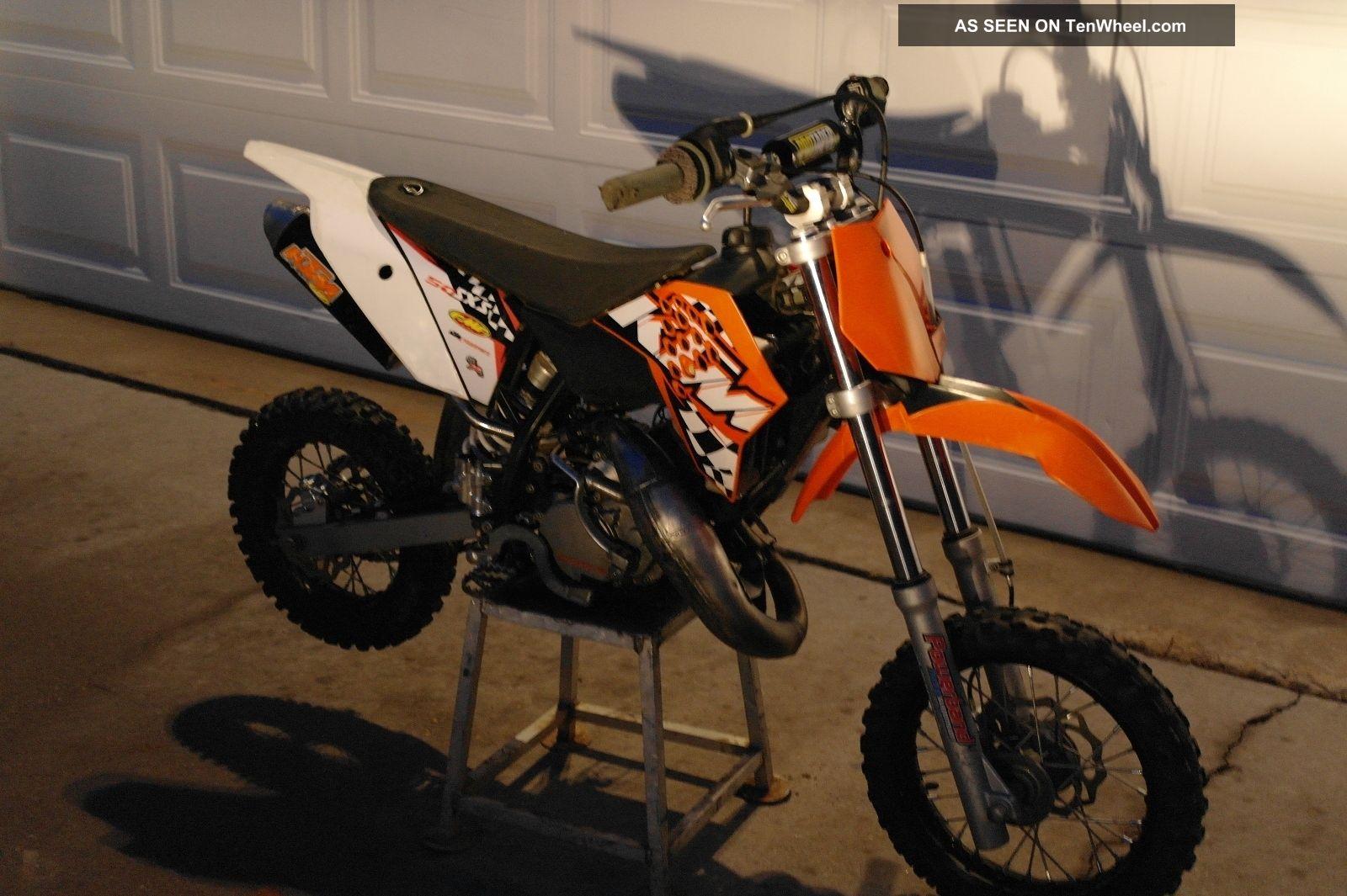 Ktm 50cc 2011 Sxs SX photo