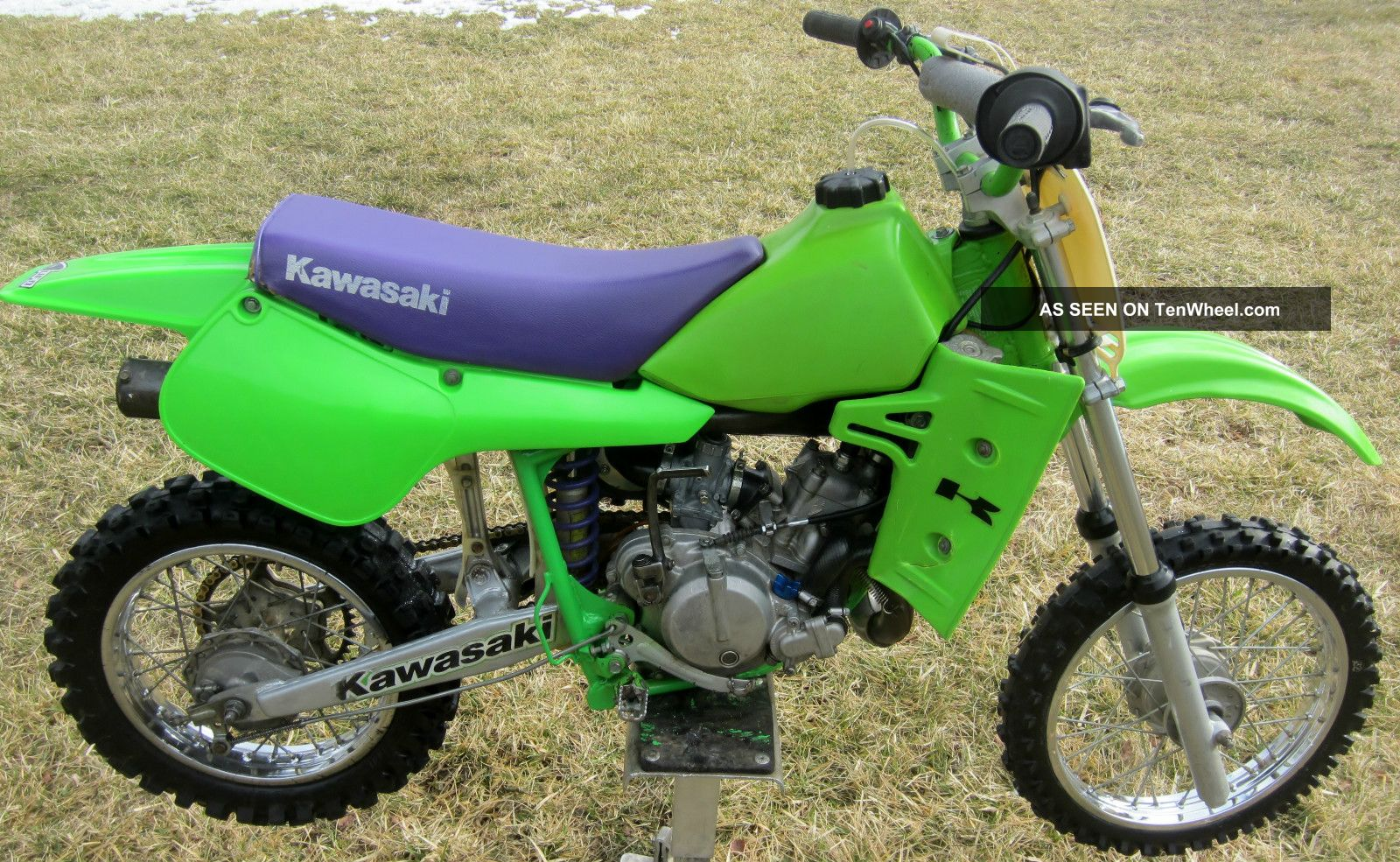 Car Picker Kawasaki Kx 60