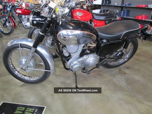 1957 Matchless G80cs 500 Cc Single Other Makes photo