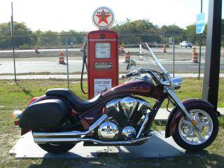 2011 Vt 1300 Ct,  Honda Interstate photo