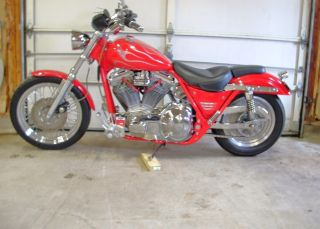 1984 Harley Davidson Fxrs Low Rider 1340cc photo