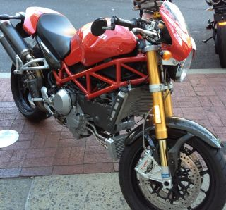 2007 Ducati S4rs photo