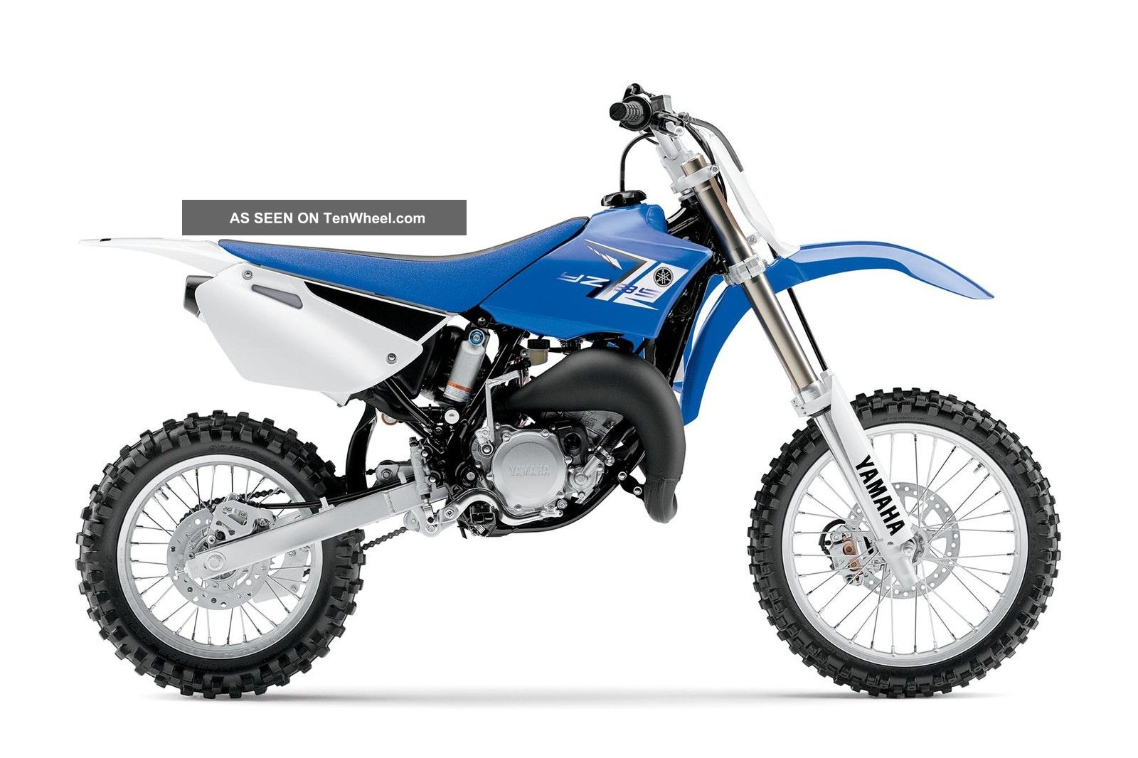 2013 Yz85 2 - Stroke Race Bike When You ' Ve Outgrown The Toys $no Prep Fees YZ photo