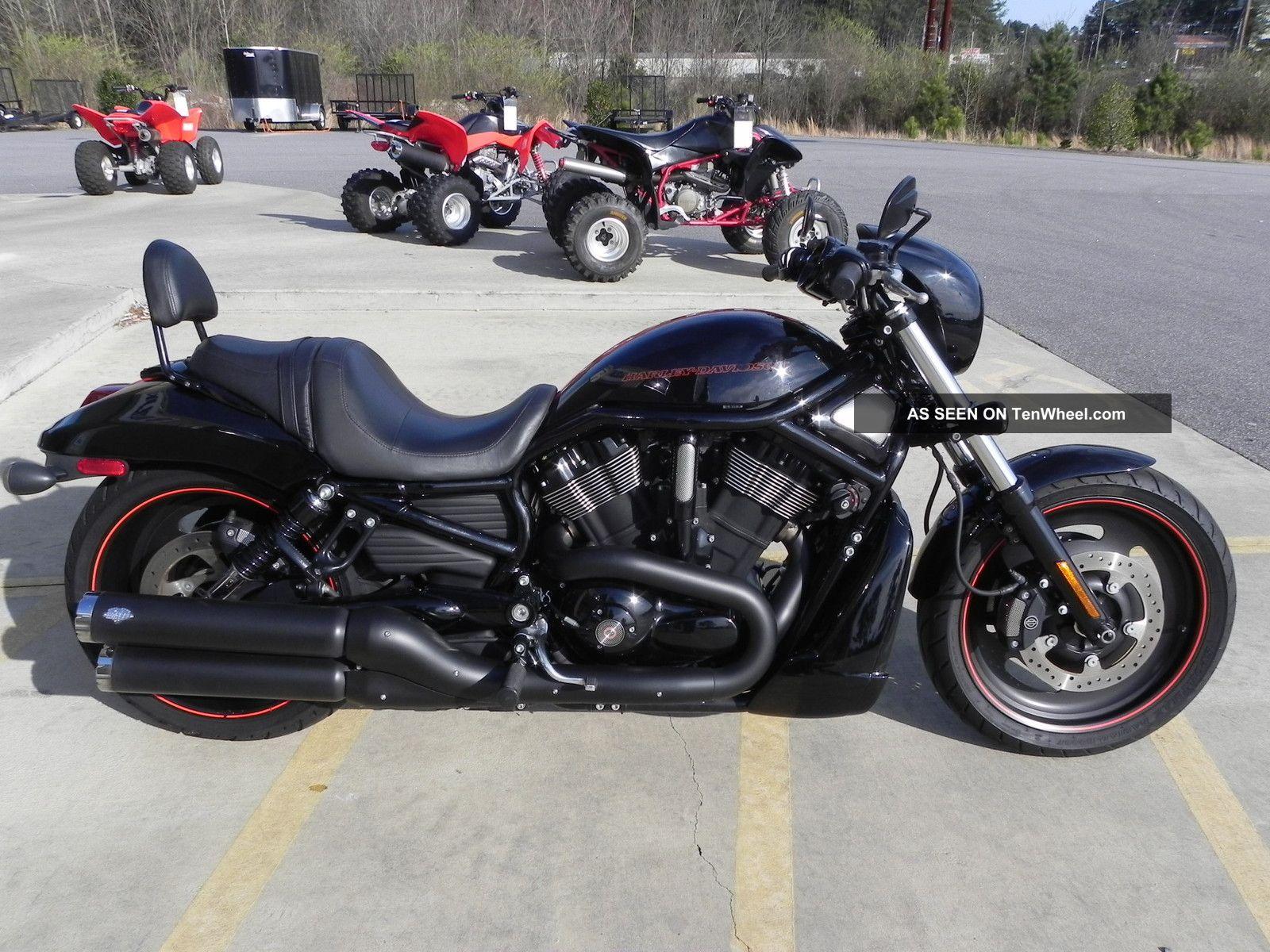 2008 Harley Davidson Vrscdx Vrod V Rod Night Special Has Exhaust
