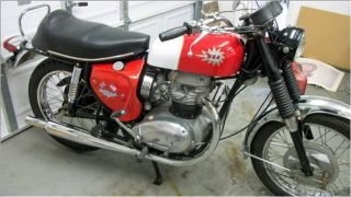 1968 Bsa Firebird Scrambler (rare Opportunity) photo