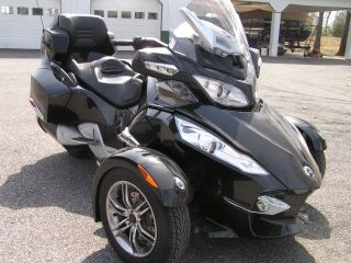 2010 Can - Am Spyder Rt - S Sm5 Trike photo