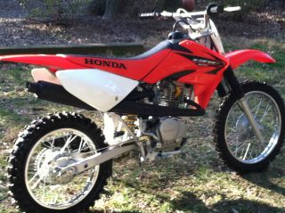 2005 Honda Crf80f In Condition photo