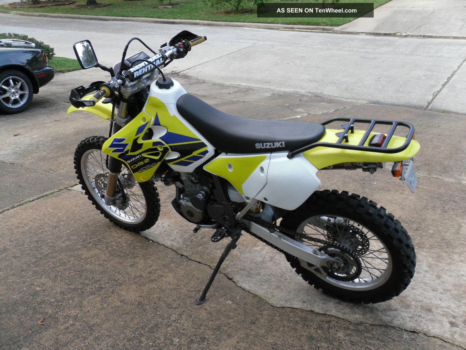 2000 suzuki drz 400 dual sport bike. Black Bedroom Furniture Sets. Home Design Ideas