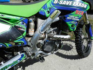 2012 Kawasaki Kx250f photo