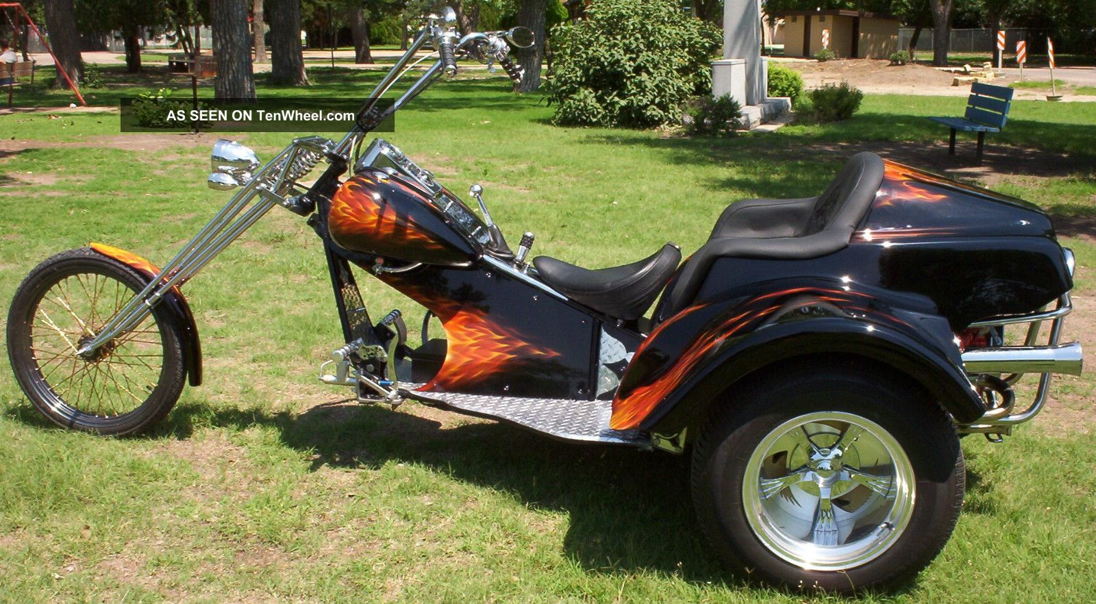 Harley Davidson Trike Motorcycles For Sale | All About Motorcycle ...