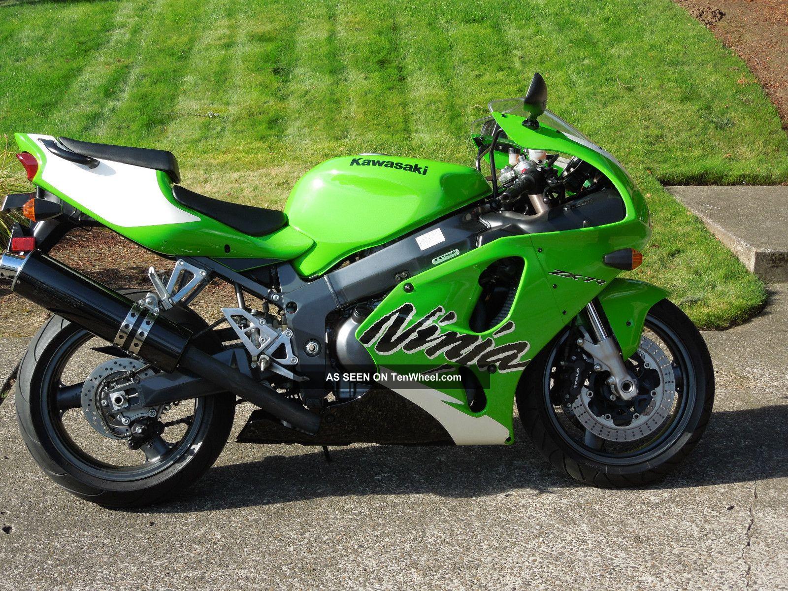 Kawasaki Zx R  Cc