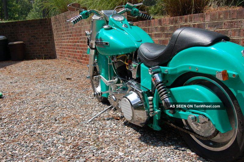 1979 Harley Davidson Flh Old School - Softail photo 11