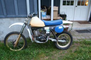 1981 Husqvarna Cr250 photo