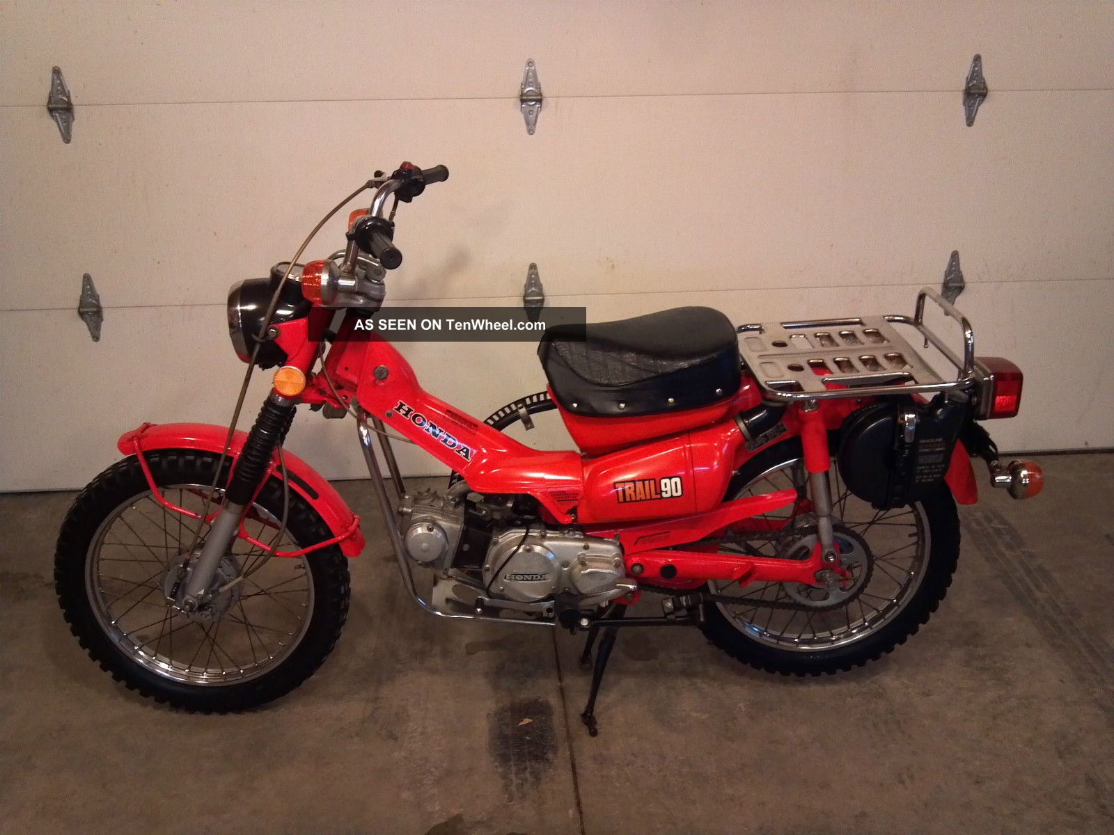1975 honda ct trail 90 for Honda in ct