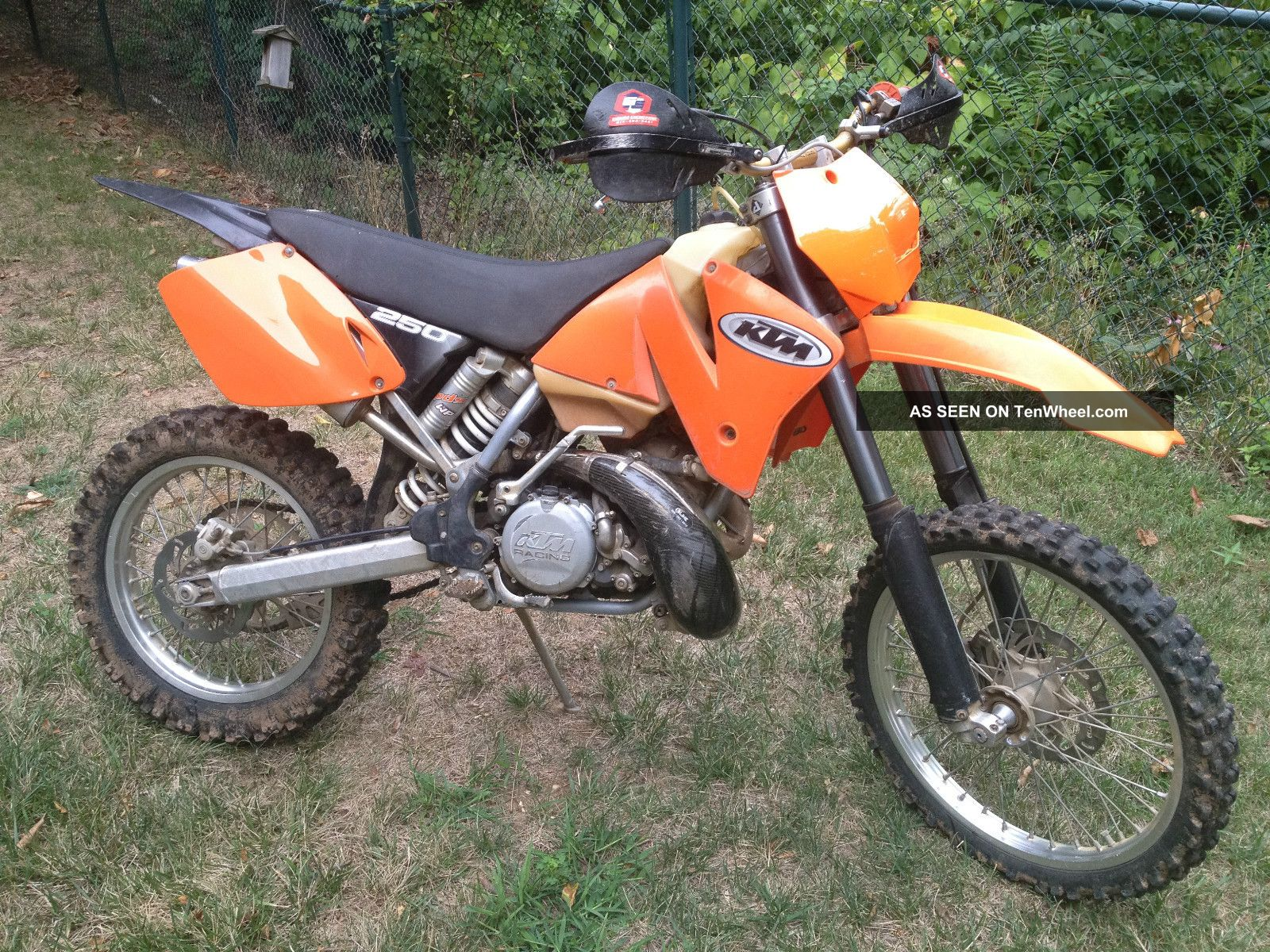 2002 Ktm 250 Exc - Lots Of Modifications, EXC photo