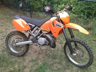2002 Ktm 250 Exc - Lots Of Modifications, photo