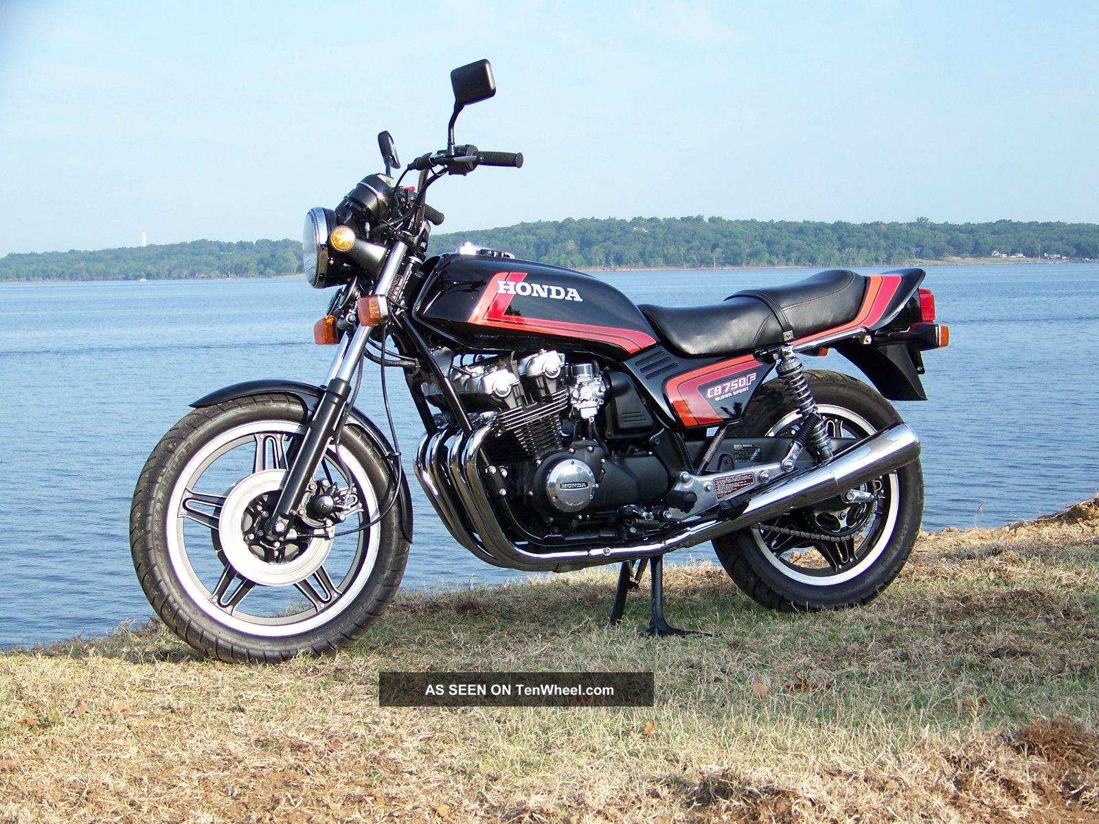 1980 honda cb750f sport dohc for 1980s honda motorcycles