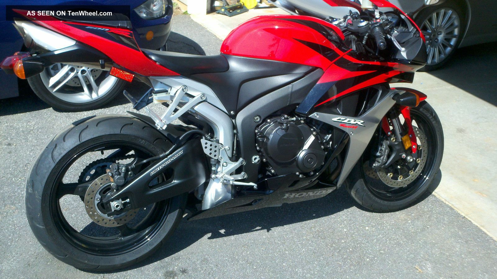 2007 honda cbr 600rr for Deco 600 cbr