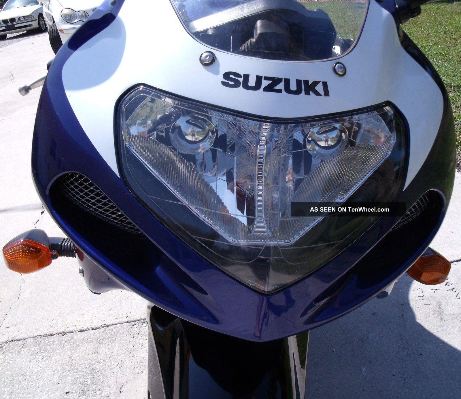 Suzuki 2002 Gsxr - 750