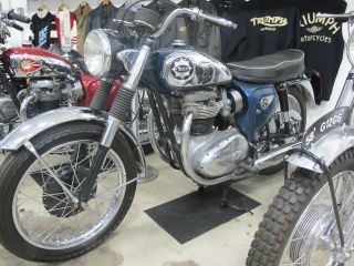 1964 Bsa Lightning Rocket Classic photo