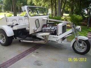 2005 Ecstasy Renegade Designer Series Xt5 Pearl White Trike W / 350 Engine photo