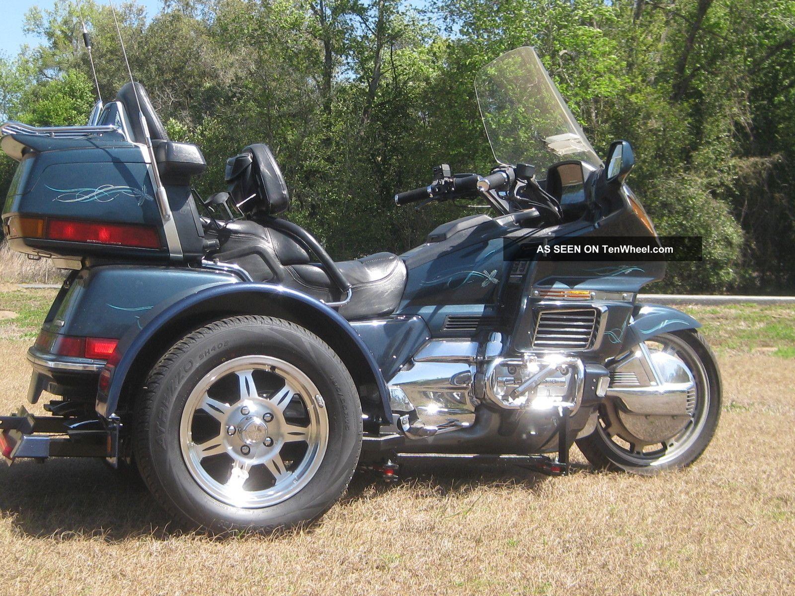 Honda Goldwing Trike Conversion Kit Trike Conversion Kits
