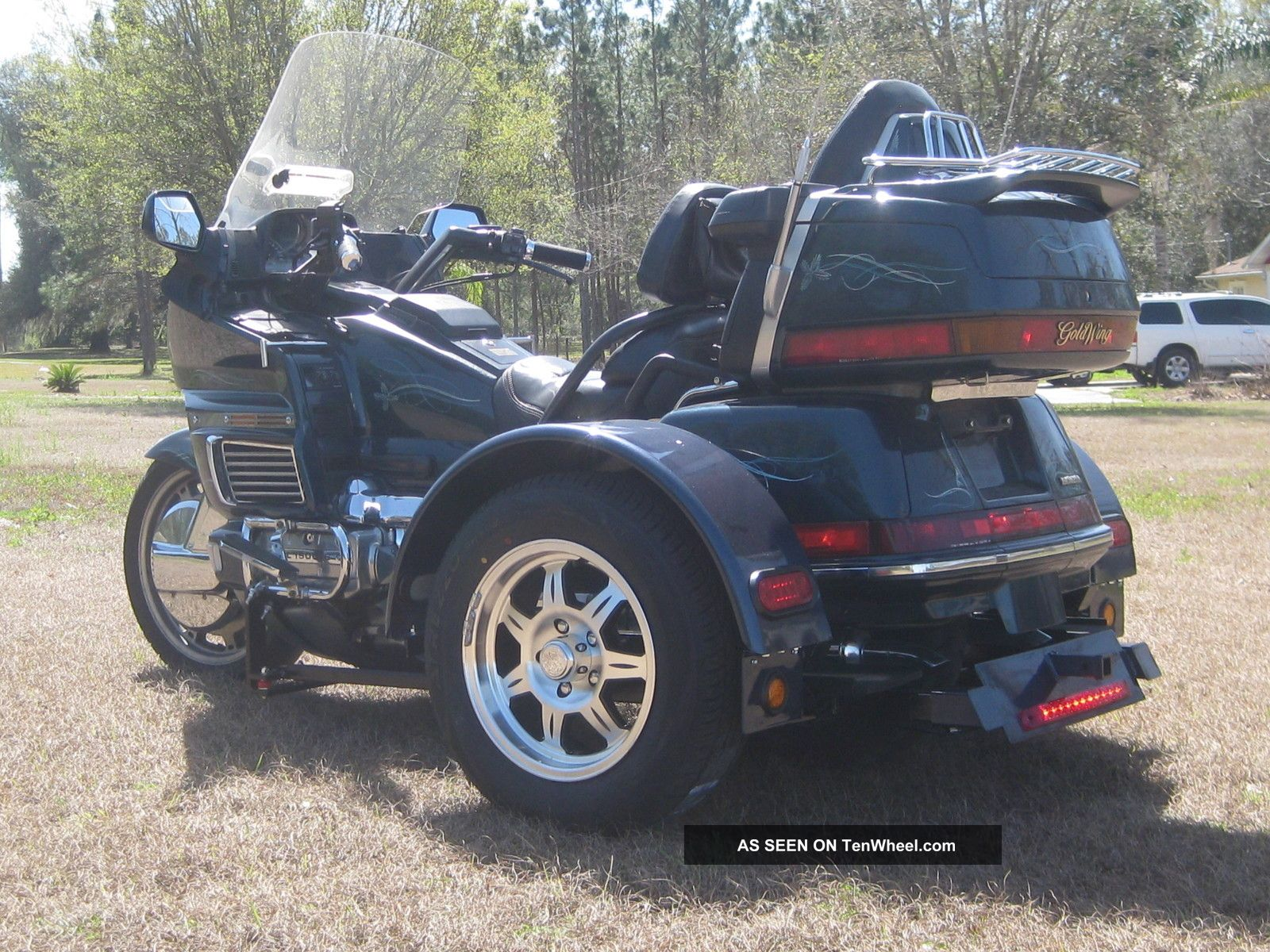 Motorcycle Trike Conversion Kit Trike Conversion Kit And