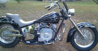 2005 Ridley 740 Autoglide Motorcycle photo