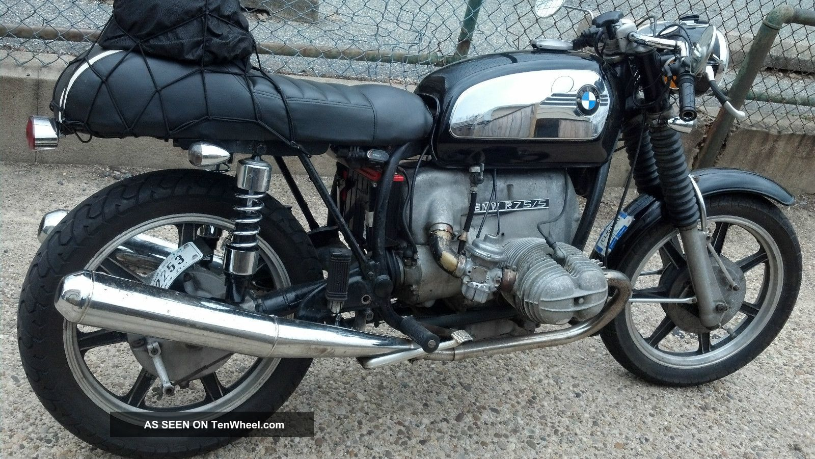 1973 Bmw Cafe Racer 75 / 5 Lwb R-Series photo