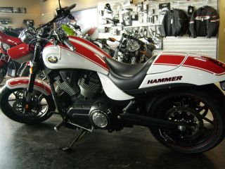 2012 Victory Hammer S - Full - Exhaust And Stage 1 - photo