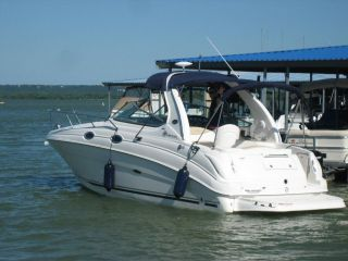 2008 Sea Ray 280da photo