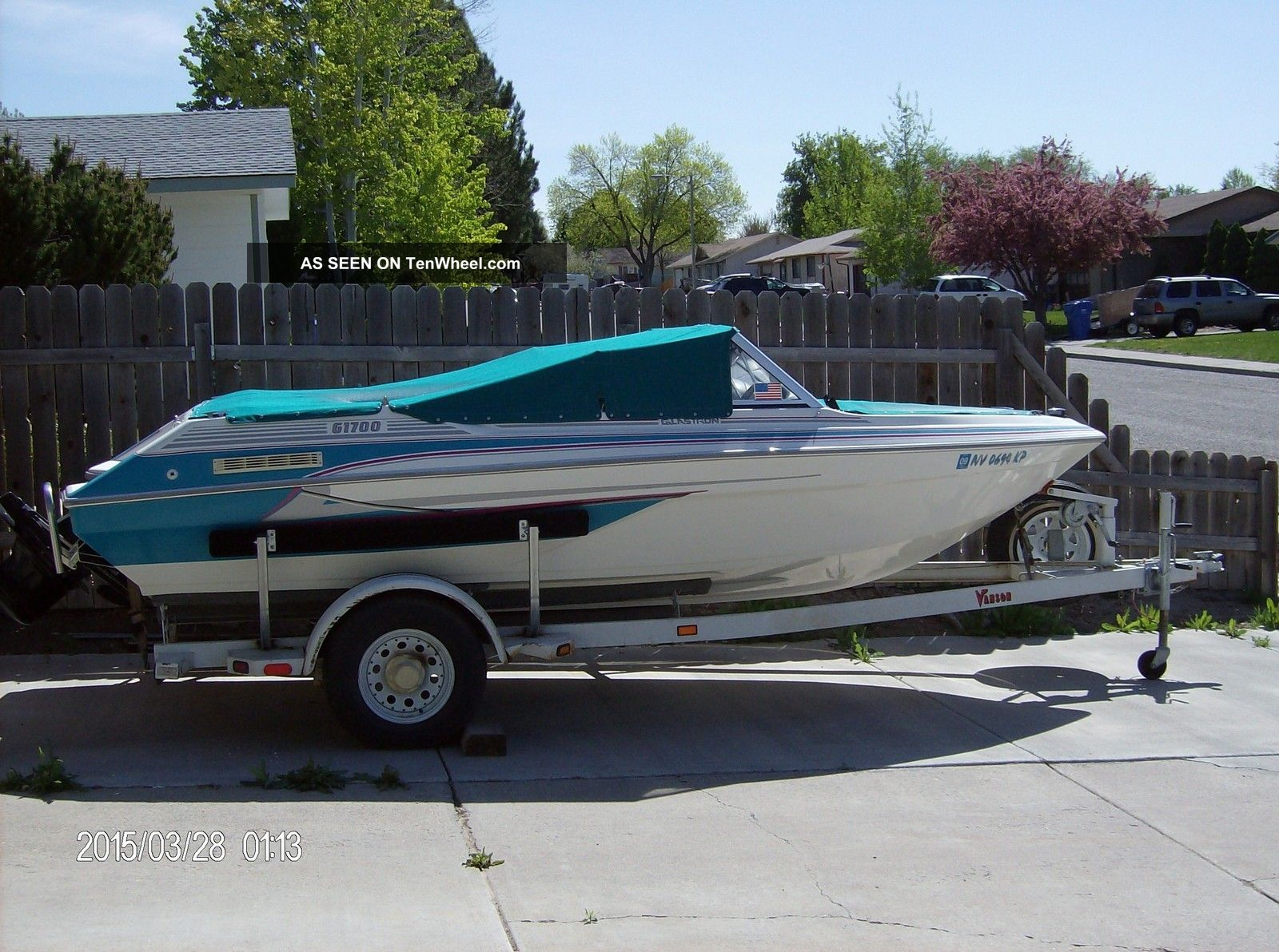 1992 Glastron G1700 Runabouts photo
