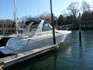 2000 Sea Ray Sundancer 310 Da photo
