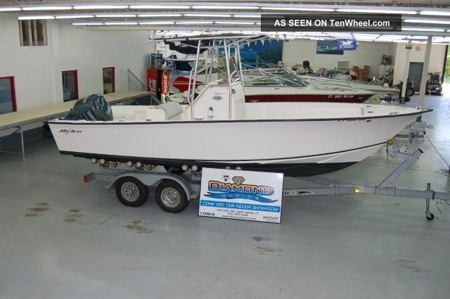 2007 Key Largo 23 Center Console Other Powerboats photo