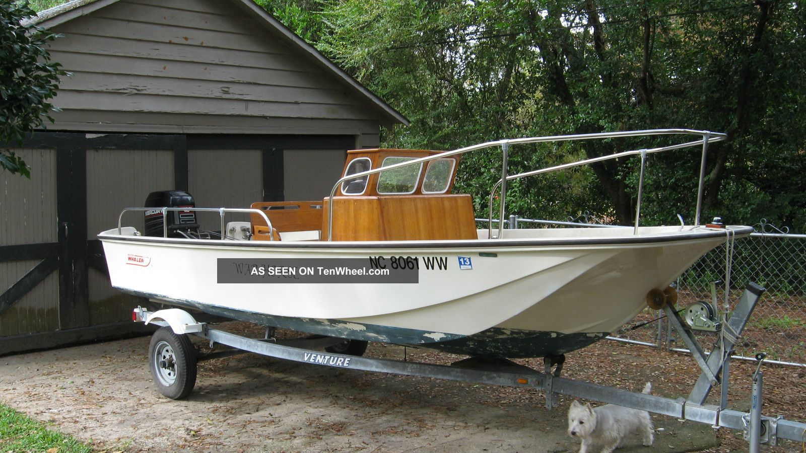 1973 Boston Whaler Nauset 16 Other Powerboats photo