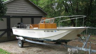 1973 Boston Whaler Nauset 16 photo
