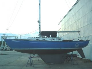 1968 Cal Sailboat Cal 36 photo