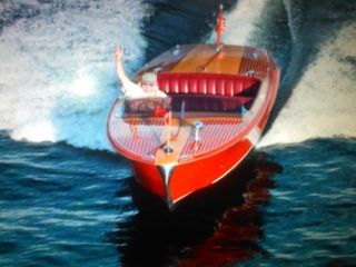 1950 Chris Craft Riviera photo