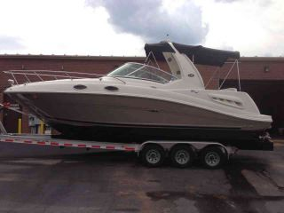 2008 Sea Ray 260 Sundancer photo