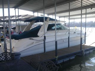 2001 Sea Ray 410 Express Cruiser photo
