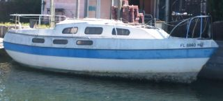 1976 Bayliner Buccaneer Sloop photo